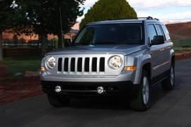 2011款Jeep自由客70周年纪念版