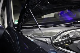 2017款保时捷Panamera 4 E-Hybrid 行政加长版