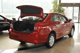 2011款丰田卡罗拉1.6L GL自动版到店实拍