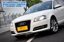 1.8T豪华型奥迪A3上海试驾组图
