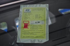 2011款现代雅尊2.4L旗舰版上海实拍