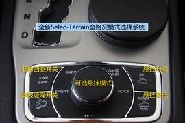 硬汉来袭 2011款大切诺基3.6L旗舰版实拍