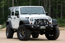 2011款Jeep吉普牧马人 AEV 5.7Hemi实拍
