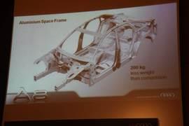 全新奥迪A8L W12体验实拍
