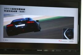 赛道体验奥迪R8 V10 Spyder 5.2 FSI