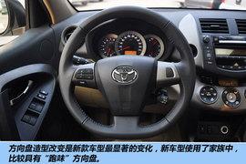 2011款一汽丰田RAV4 2.0L自动豪华版