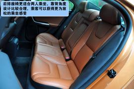 沃尔沃S60 T5智尊版上海试驾组图