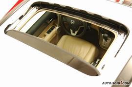 新款CR-V外观图
