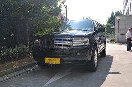 2011款林肯指挥官上海实拍
