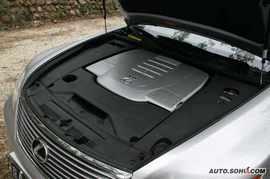 雷克萨斯LS460L尊贵型