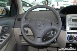 2007款丰田威驰特别版