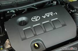 2007款丰田卡罗拉