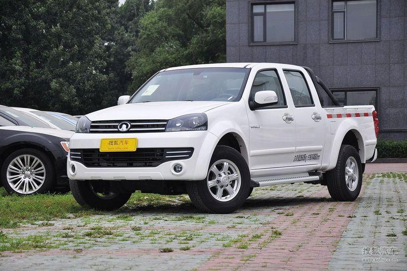 2013款 2.4L欧洲版 四驱精英型大双排