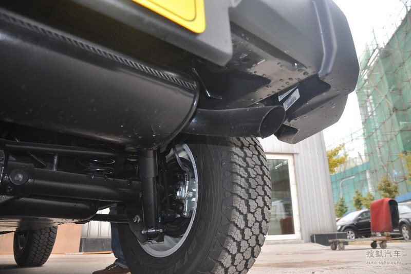 Jeep牧马人两门版图片】_底盘发动机_搜狐汽车网