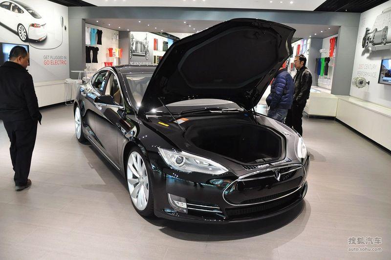特斯拉发动机_【 特斯拉Model S图片】_底盘发动机_搜狐汽车网