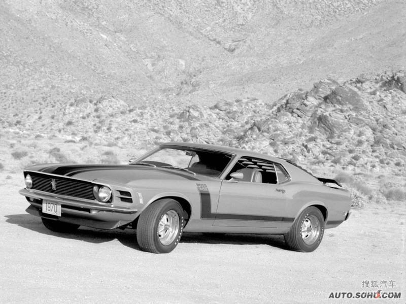 1970款福特野马Boss302