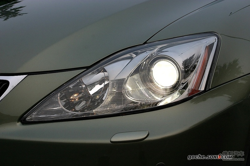2007款雷克萨斯IS300实拍高清图片