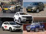 北汽幻速S6 2017款正式上市 竞品车型分析