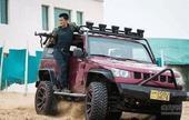 北京BJ40柴油版合肥上市,仅售15.99万元