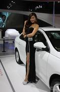 2013成都车展奇瑞汽车模特