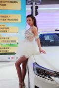 2014齐鲁春季车展车模