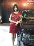 2011宁波车展美女车模