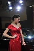 2013青岛国际车展车模风采-宾利车模