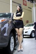 2014武汉车展车模选集