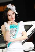 2011广州车展车模精选大片第二季