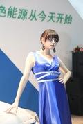2010年长春车展美女车模