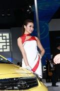 丰田7号车模