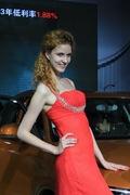 2013青岛国际车展车模风采