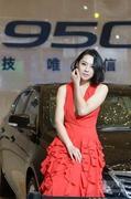 2013上海车展 编辑眼中的车模裸露分级