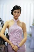 2011广州车展起亚1号车模