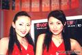 历届中国国际摩托车产业博览会美女模特