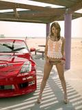美女成名巧合多 悉数因车一夜走红的美女