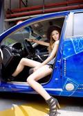 蜜桃尤物秀千娇百媚 日系妖娆甜美车模
