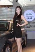 2012临沂车展美女车模