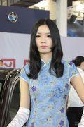 2012嘉兴车展美女车模