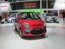 奇瑞改款QQ3 2011广州车展探营实拍