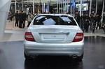 全新国产奔驰C300上海车展实拍