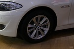 宝马5系525Li 2012成都车展实拍