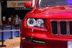 Jeep大切诺基SRT8 2012成都车展实拍
