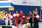 2013上海车展搜狐汽车车模权力榜颁奖图片