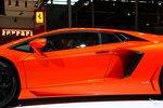 兰博基尼Aventador LP700-4上海车展实拍