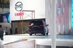 比亚迪改款M6 2012广州车展探营实拍