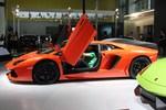 兰博基尼Aventador LP700-4 广州车展实拍
