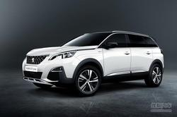 东风标致5008上市 热门合资中型SUV推荐!