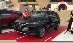 [杭州]比亚迪唐售12.99万起!购车需预订