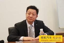 见证成长 搜狐长沙专访龙星行奔驰总经理